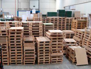 instalaciones de papel y cartón