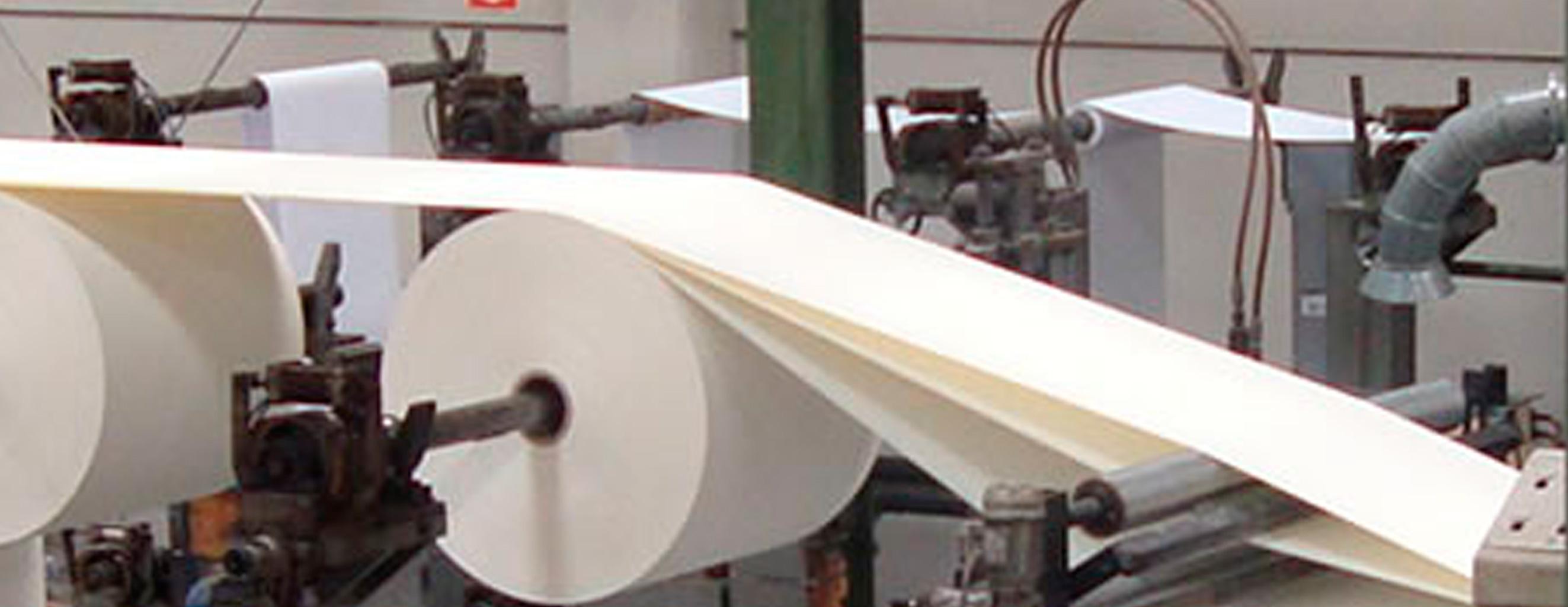 rollos de papel